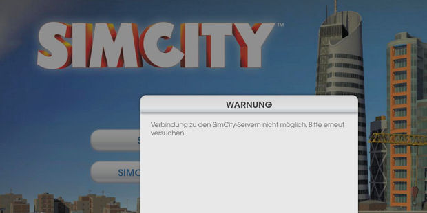 Sim City Login