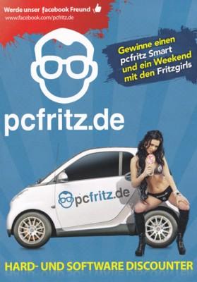 PC Fritz Flyer 1