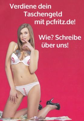 PC Fritz Flyer 2