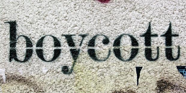 Boycott (Verwendet unter CC-Lizenz, Urheber: http://www.flickr.com/photos/twicepix/)