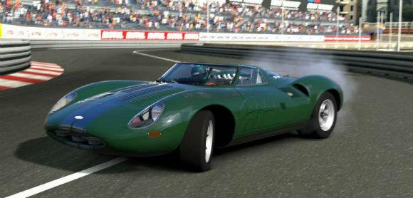 Jaguar XJ13 in Gran Turismo 5