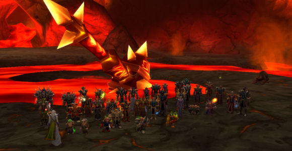 World of Warcraft, gegen 2005