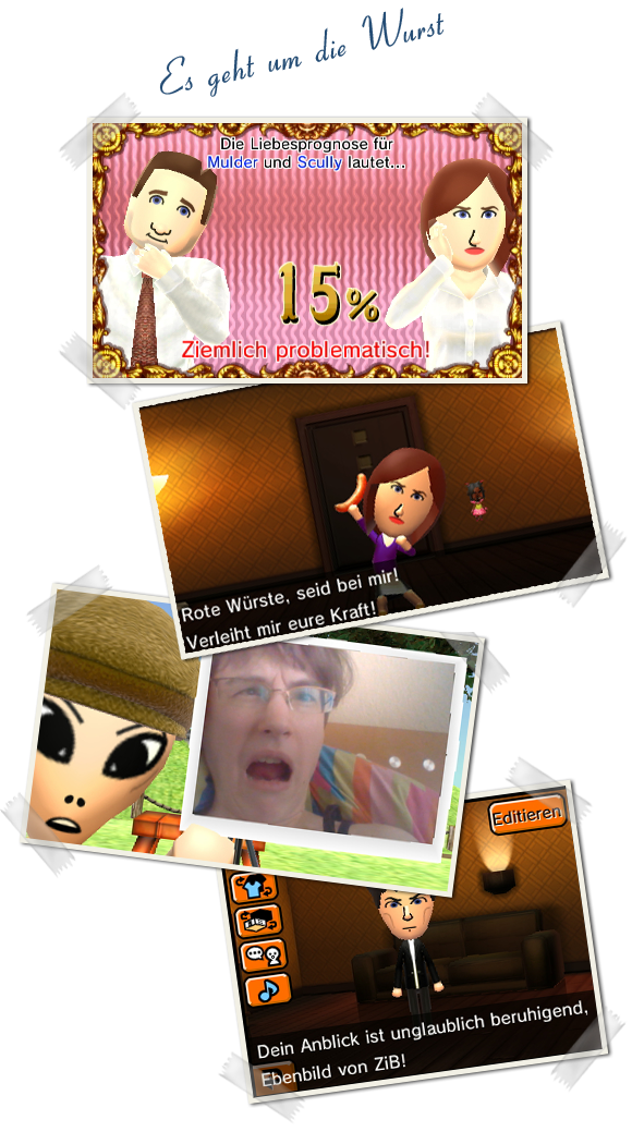 Tomodachi Life Screenshots