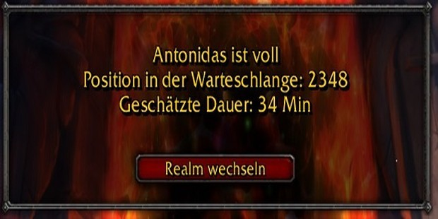 warteschlange-wow-server