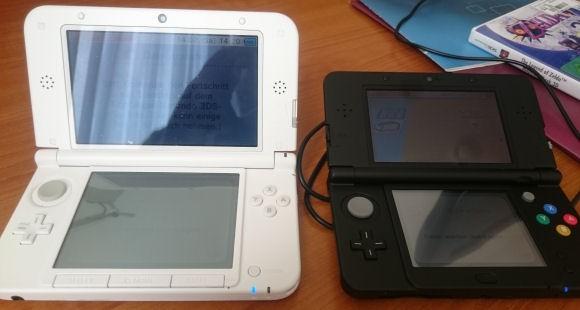 3DS XL und New 3DS