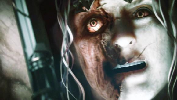 Resident Evil Revelations 2 Wesker Monster