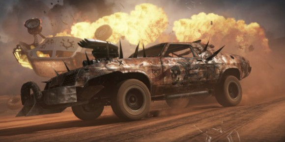 Mad Max Screen 1