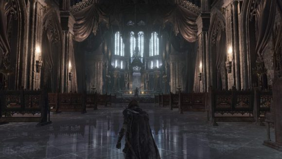 Dark Souls 3 Cathedral