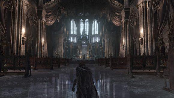 Dark Souls 3 Cathedral
