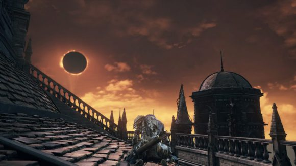 Dark Souls 3 Shadow