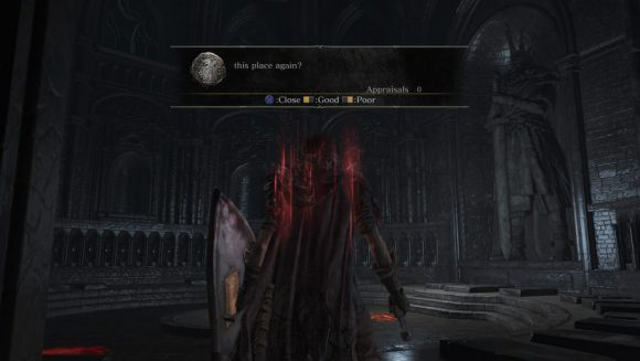 Dark Souls 3 This Place