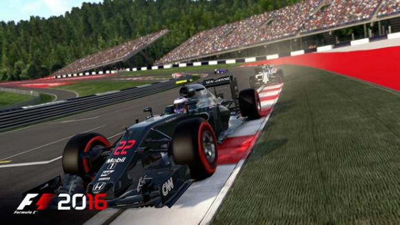 F1 2016 Österreich