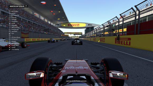 F1 Multiplayer