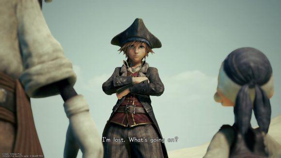 Kingdom Hearts 3 sieht fantastisch aus. Irgendwie. Manchmal.