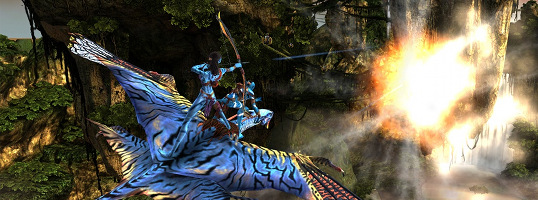 Screenshot - James Cameron's Avatar: Das Spiel