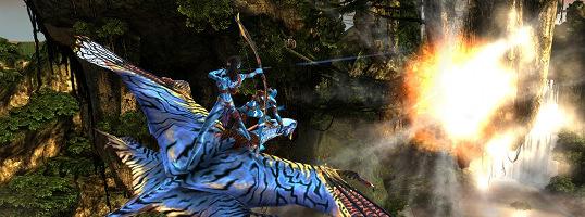 Screenshot - James Cameron's Avatar: Das Spiel
