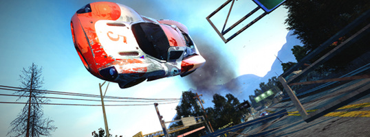 Screenshot - Burnout Paradise