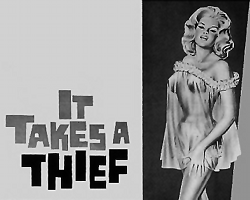 Filmplakat – It Takes a Thief