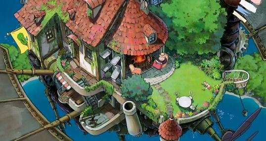 Das wandelnde Schloss