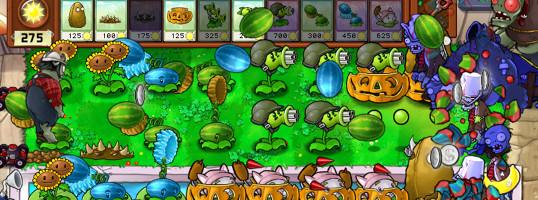 Screenshot - Plants vs. Zombies