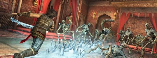 Screenshot – Prince of Persia: Die vergessene Zeit