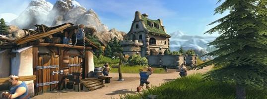 Screenshot – Die Siedler 7