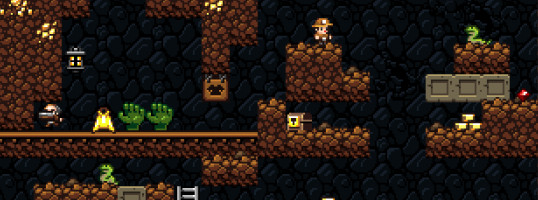 Screenshot - Spelunky!