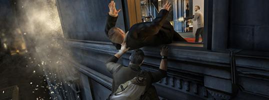 Screenshot – Splinter Cell: Conviction