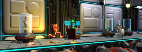 Screenshot - 'Splosion Man