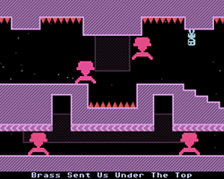 Screenshot — VVVVVV